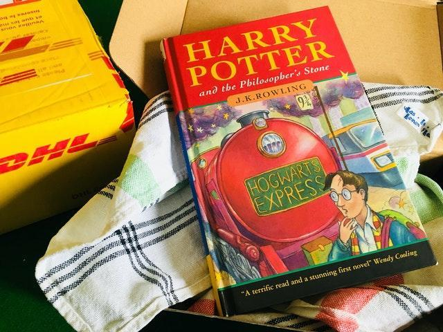 Rare Harry Potter first edition book up for auction