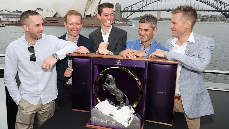 The Everest: the world's richest race on turf. Pic: Getty