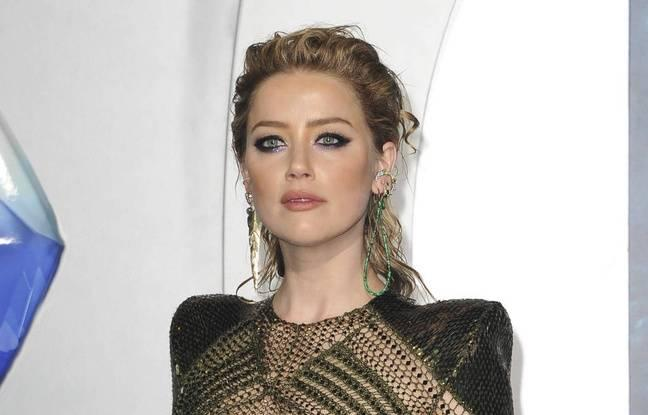 Amber Heard détaille les violences dont elle accuse Johnny Depp