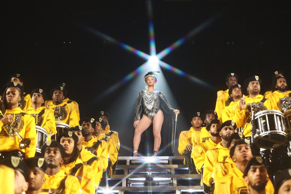 Beyoncé brings Coachella to your living room in 'Homecoming' (Photo: Netflix)