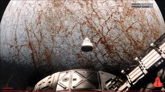Sci-Fi Film 'Europa Report' Uses Science to Show Space Travel Perils
