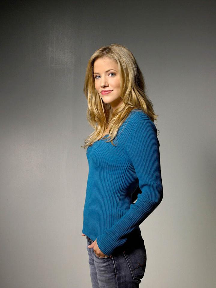 "Julie Gonzalo in ""Veronica Mars"" Season 3."
