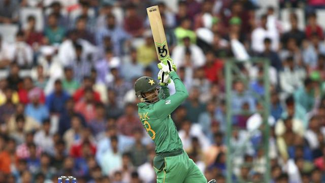 West Indies' long wait for a win over Pakistan in the 50-over format goes on after Shoaib Malik's classy ton wrapped up the series.