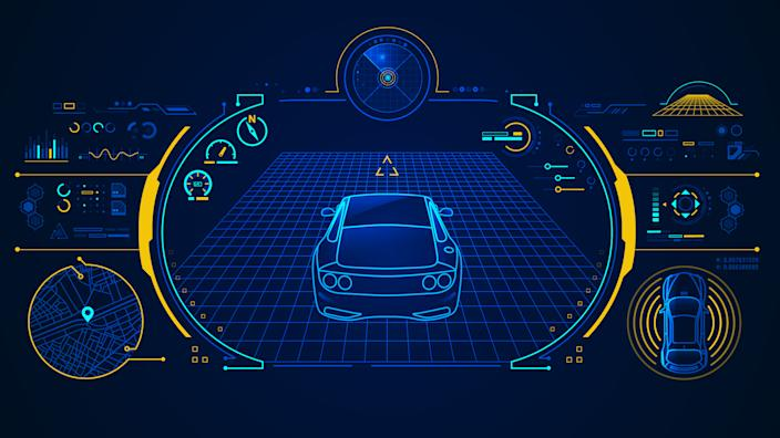 telematics, concept of smart car technology