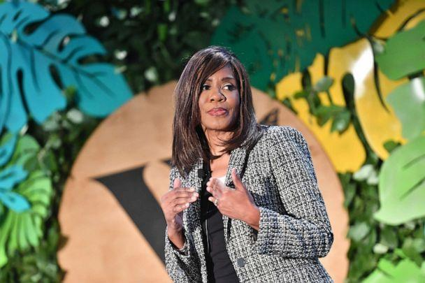 PHOTO: Dr. Patrice A. Harris speaks onstage during an event in Atlanta, March 07, 2020. (Paras Griffin/Getty Images, FILE)