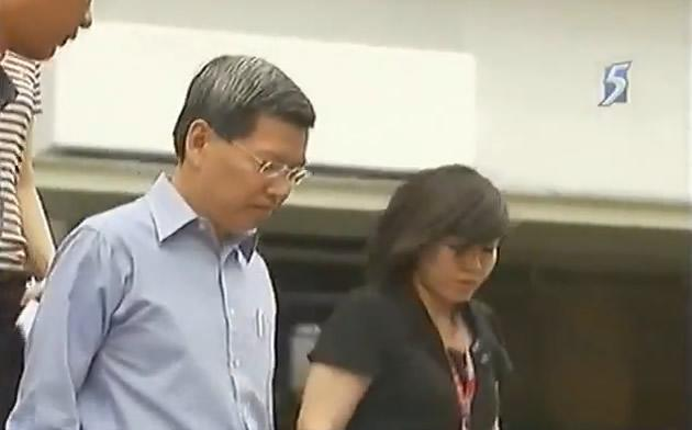 Ex-SCDF chief, Peter Lim, claims trial to the corruption charges against him. (YouTube screengrab)      Ex-SCDF chief, Peter Lim, claims trial to the corruption charges against him. (YouTube screengrab)