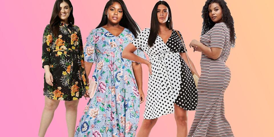 <p>Summer is almost here, which is why we've compiled our edit of the best plus size summer dresses on the high street. Whether you're looking for a maxi dress, something with sleeves or just a dress that will make you want to bare your legs to the world, we have found all the best options in sizes 16 to 32.</p>