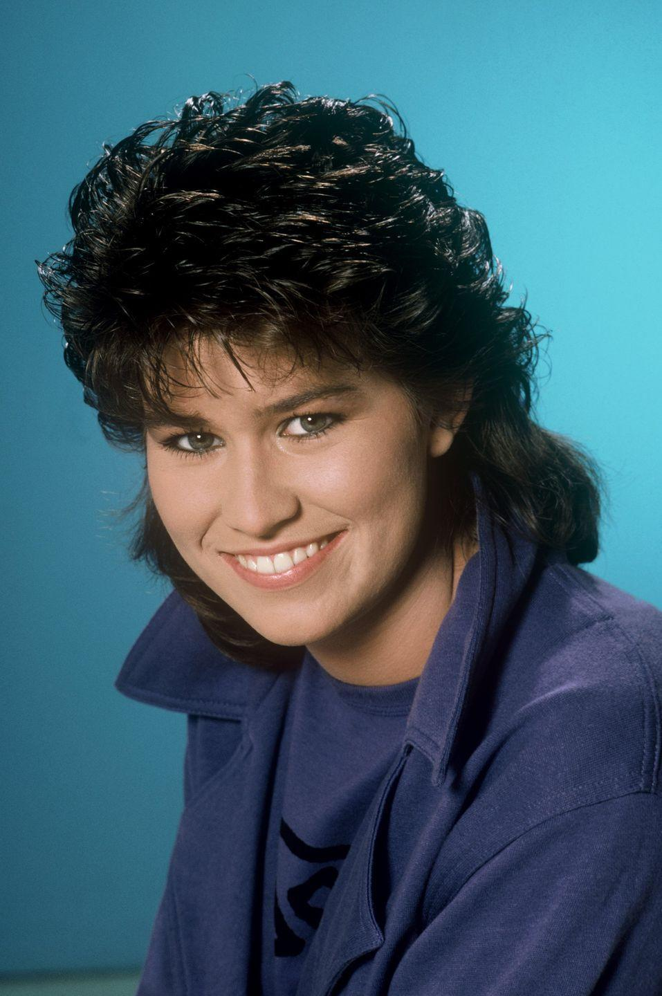 "<p>She didn't show up until the second season, but Joanna ""Jo"" Bonner from <em>The Facts of Life</em> was immediately an audience favorite. With her motorcycle and bad girl antics, she brought drama (and excitement) to the group. McKeon's role as Jo got her some serious attention — while the show was airing, she and her devout Catholic family were granted a visit with Pope John Paul II.</p>"