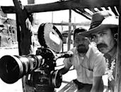 <p>Dennis Hopper co-wrote and directed the '60s counter culture film <em>Easy Rider</em> with Peter Fonda. The duo also starred in the film, along with Jack Nicholson.</p>