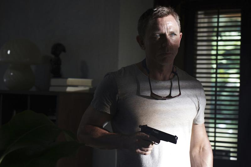 Daniel Craig in No Time To Die (Credit: MGM/Universal)