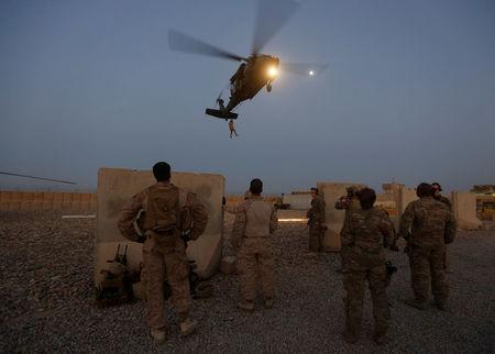 Pentagon: 11000 United States troops in Afghanistan