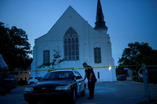 US church shooter found guilty, could face death penalty