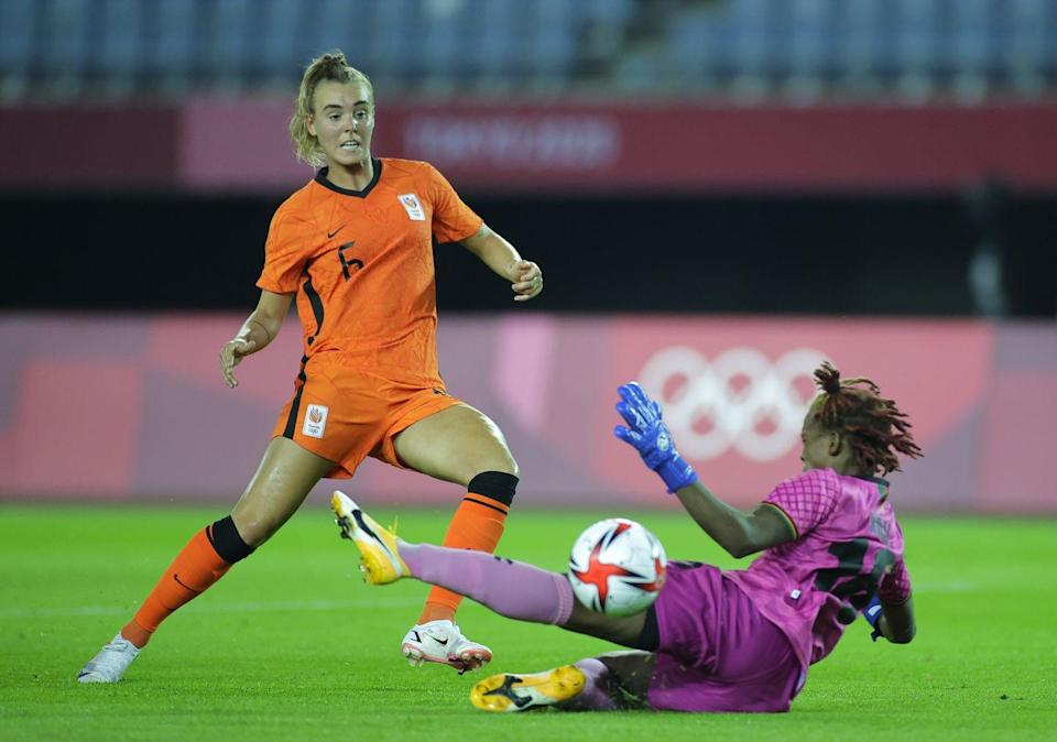 <p>The Olympics will always play second fiddle to the World Cup, as far as global soccer showdowns go. But we'll never turn down an opportunity to see the U.S. Women's National Team get together again.</p>