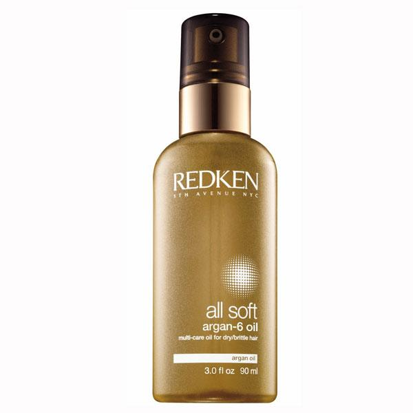 "<a target=""_blank"" href=""http://www.feelunique.com/p/Redken-All-Soft-Argan-6-Oil-90ml?utm_source=GoogleBaseUK&utm_medium=gen""><b>Redken All Soft Argan-6 Oil - £25.60 – Feelunique.com</b></a><br><br><b>The verdict:</b><p></p><p><em>""This is a light feeling oil which smelled sweet and fresh. It gave my hair a nice shine when I applied it and left it feeling silky.""</em></p>"