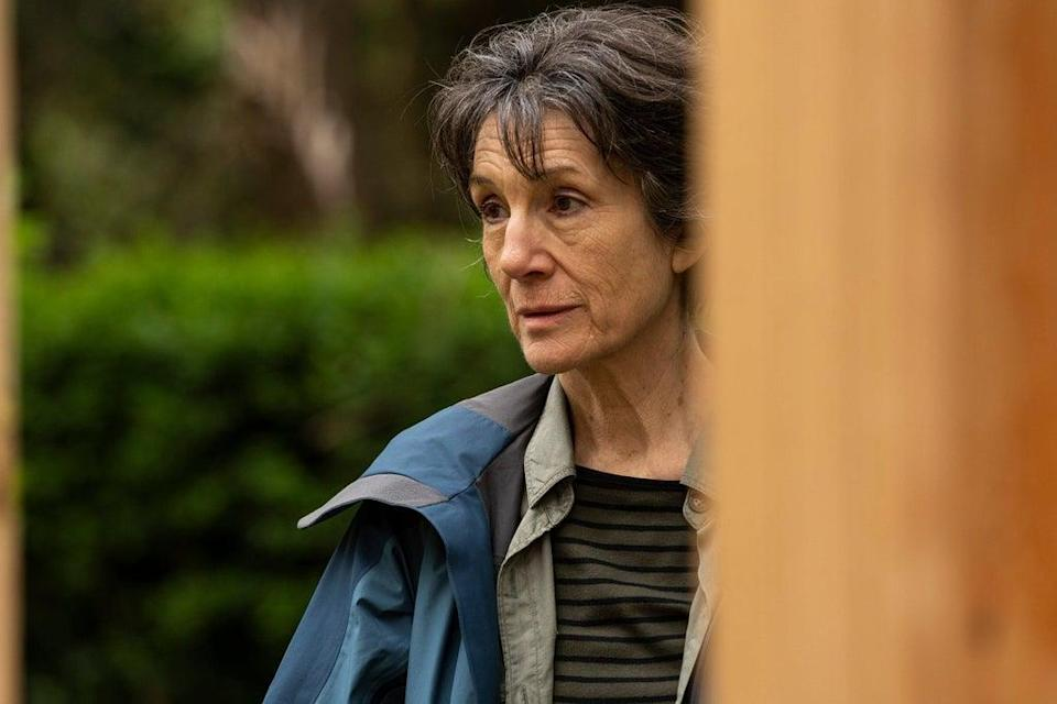 Harriet Walter as Peggy