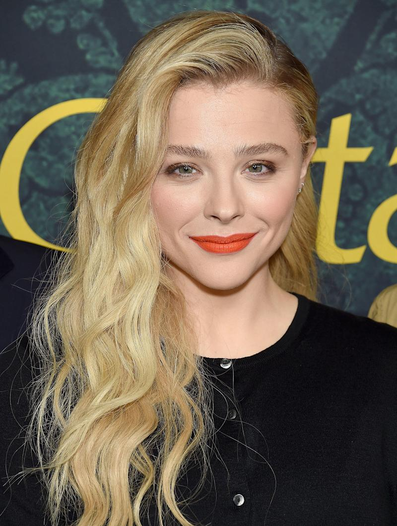 Here's WhatChloë Grace MoretzThinks About Being Open About Plastic Surgery