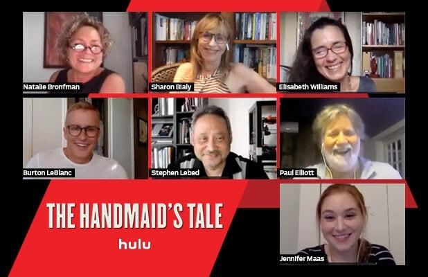 How 'Handmaid's Tale' Team Built a Ruined Washington, DC During a Government Shutdown (Video)