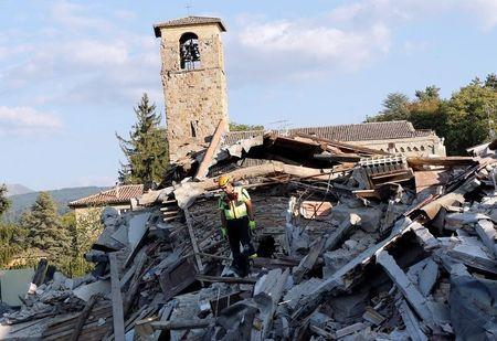 Italian quake death toll rises to 290
