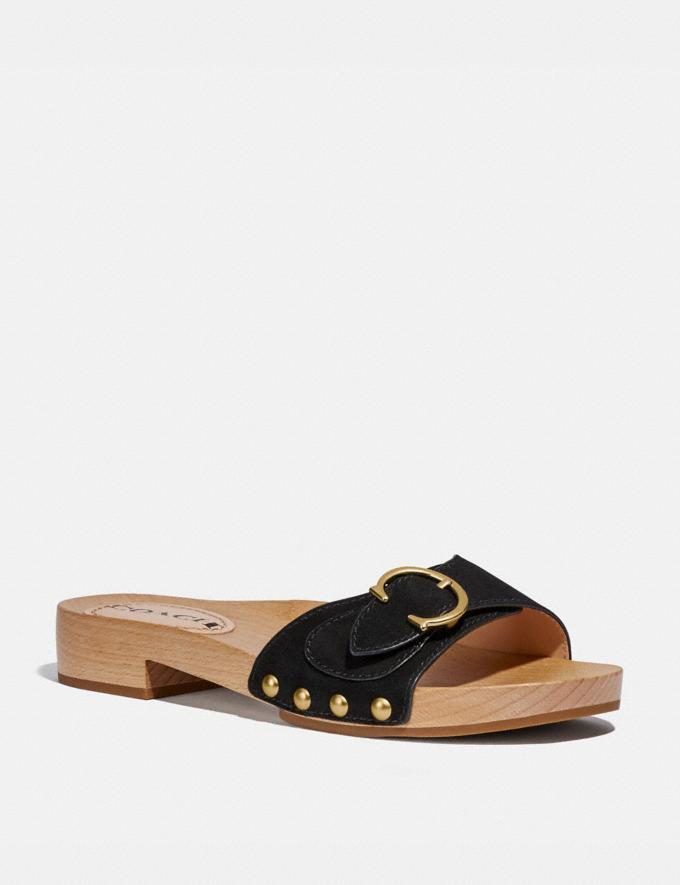 Bleeker Sandal - Coach, $90 (originally $150)