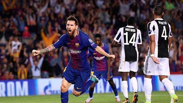 <p>Lionel Messi at his best is still on a different level to any opponent he faces despite the Barcelona talisman turning 30 this year. </p> <br><p>The five-time Ballon d'Or winner was unstoppable against an experienced Juventus defence that on its day is among the best in Europe. </p> <br><p>The Serie A side's whole team could do nothing but watch as Messi bagged himself two goals. The Argentina captain was unlucky not to get a hat-trick after seeing an effort from 25 yards crash off the post when the score was 1-0. </p>
