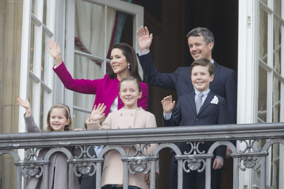 The much-loved royal family previously visited Australia in 2015 to spend Christmas with Mary's Tasmania family. Here they are pictured in Denmark. Photo: Getty Images