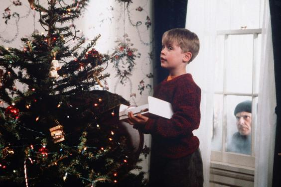 'Home Alone' offers some Christmas japery in abundance (20th Century Fox/Rex)