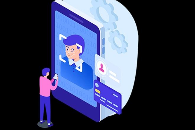 RamcoGEEK can detect and match the faces of staff members and mark their attendance along with temperature, and if facial-based attendance is a privacy concern, enterprises can replace it with voice to register access. (Website image)
