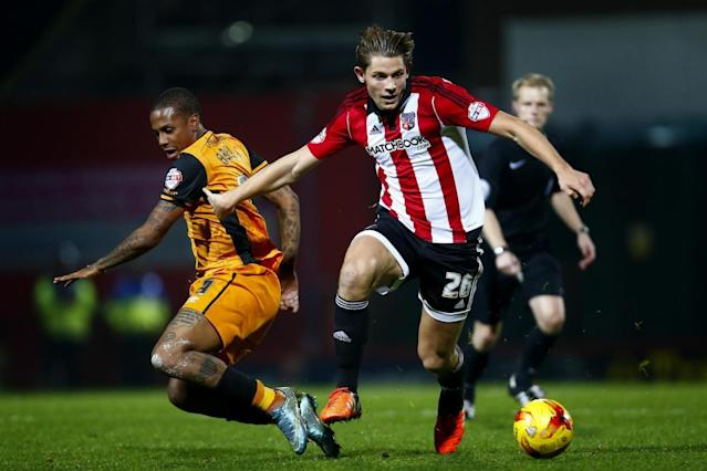 Brentford boss Dean Smith expects more cash after James Tarkowski England bow