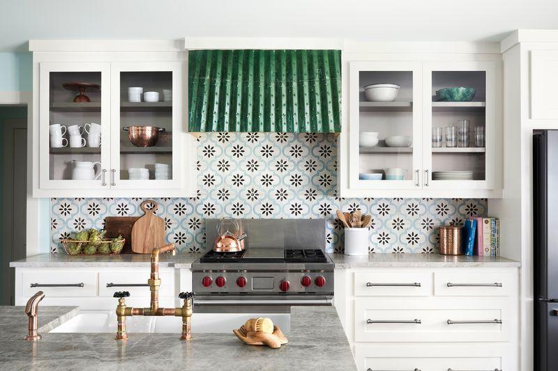 "<p>If you've ever tackled a <a href=""https://www.goodhousekeeping.com/home/decorating-ideas/g2640/best-kitchen-makeovers/"" rel=""nofollow noopener"" target=""_blank"" data-ylk=""slk:kitchen renovation"" class=""link rapid-noclick-resp"">kitchen renovation</a>, you know that deciding on the right backsplash is far from easy. There's so much to consider, from your budget to an easy-to-clean material to the size of your space. But believe it or not, that doesn't mean you have to sacrifice style. With a bit of patience and a willingness to step outside of your comfort zone, you can find the perfect backsplash tile to add visual interest to your cooking area. </p><p>Here, we've rounded up 20 of our favorite kitchen backsplash ideas, perfect for <a href=""https://www.goodhousekeeping.com/home/decorating-ideas/tips/g2467/small-kitchen-design-ideas/"" rel=""nofollow noopener"" target=""_blank"" data-ylk=""slk:small spaces"" class=""link rapid-noclick-resp"">small spaces</a>, <a href=""https://www.goodhousekeeping.com/home/decorating-ideas/g1711/diy-home-decor/"" rel=""nofollow noopener"" target=""_blank"" data-ylk=""slk:budget-conscious design"" class=""link rapid-noclick-resp"">budget-conscious design</a> lovers, and more.</p>"