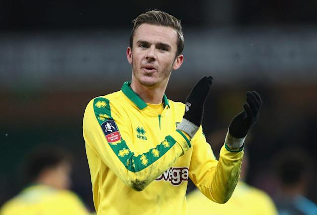 Who is James Maddison? Norwich star tipped for a big-money Premier League move to Arsenal, Tottenham or Manchester City