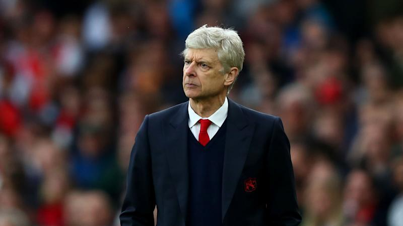 Arsenal boss Wenger not feeling the pressure against Man City