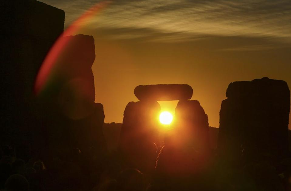English Heritage does not know if the other two Stonehenge cores survived (Getty)
