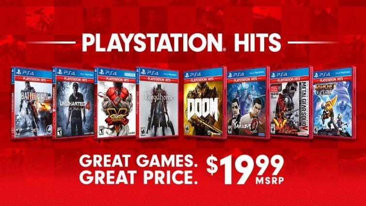 Some of the most popular PS4 titles now cost just $20