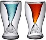 <p>These <span>Mermaid Shot Glass, 2 Pack</span> ($19) are a cute addition to a bar cart.</p>