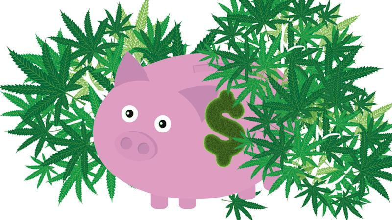"""Pot Banking: Why Colorado has to resort to """"crunchy green banks run by guys named Shaggy"""""""