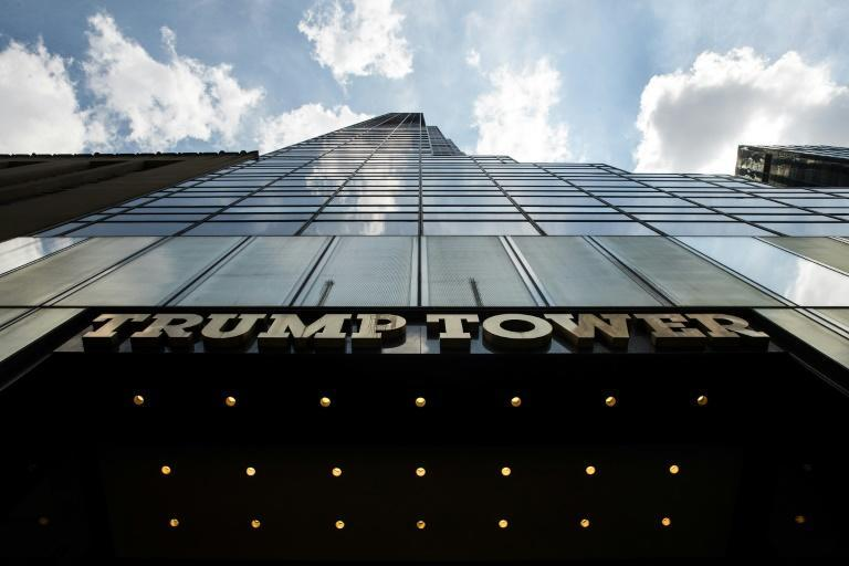 Trump Tower houses the American headquarters of China's ICBC bank