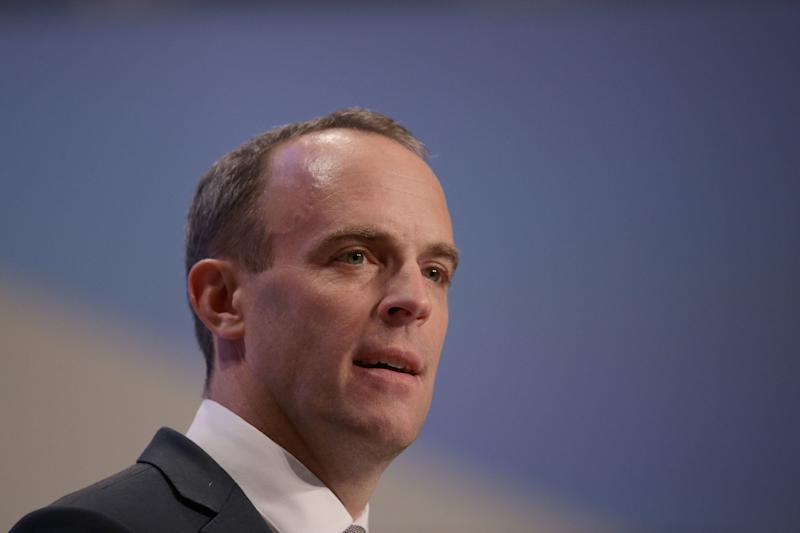 <p>Brexit Secretary Dominic Raab attracted criticism after admitting he had not been fully aware of the importance of Dover and Calais to UK trade.</p>