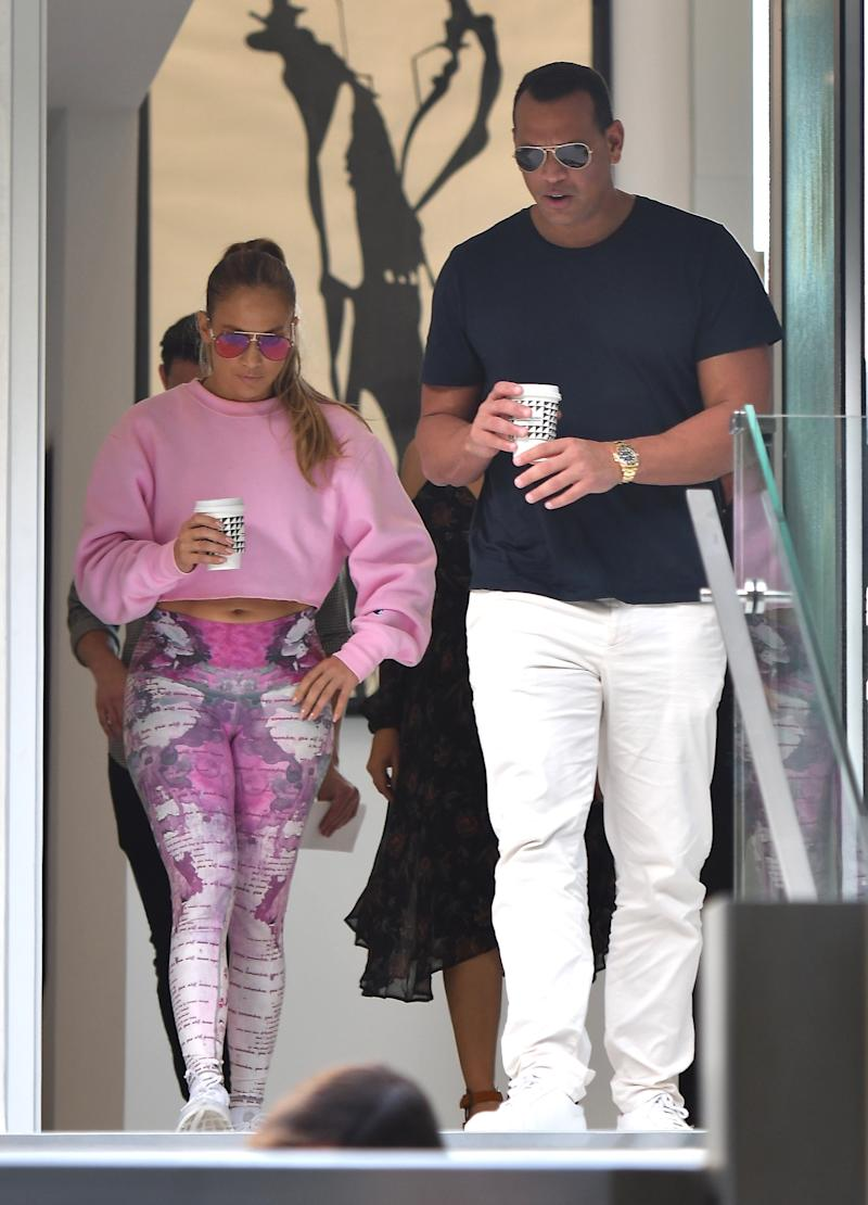 a2dc5378c9 Jennifer Lopez and Alex Rodriguez hunting houses in Los Angeles California