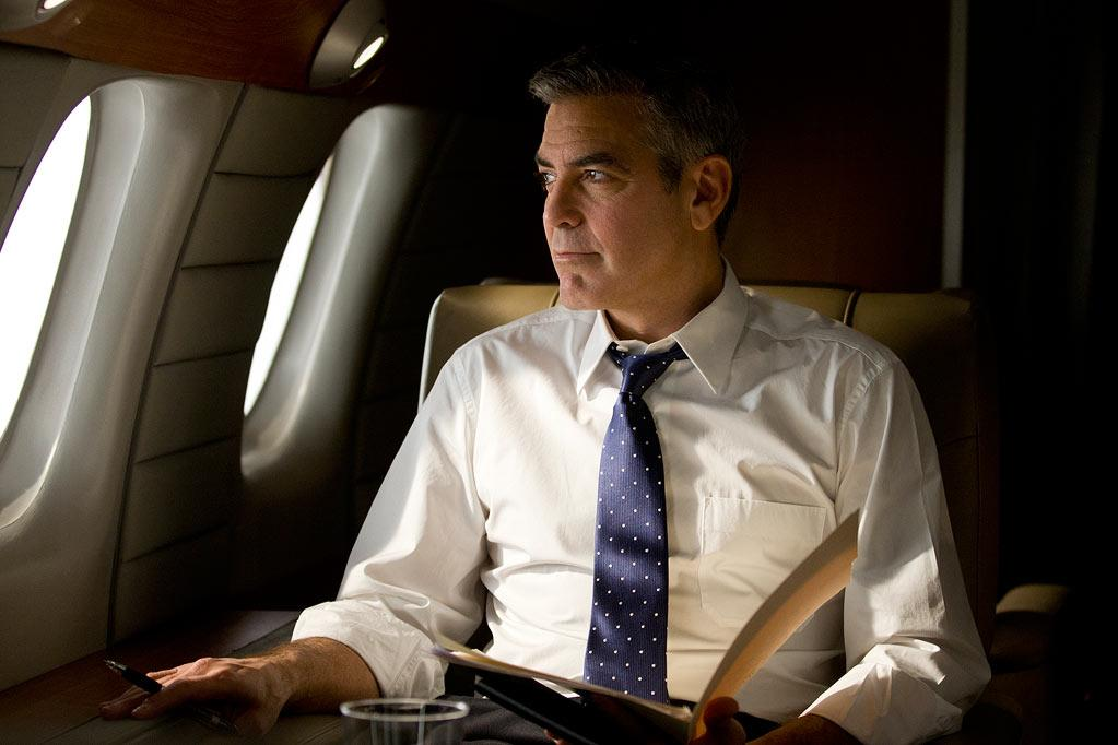"<a href=""http://movies.yahoo.com/movie/contributor/1800019715"">George Clooney</a> in Columbia Pictures' <a href=""http://movies.yahoo.com/movie/1810155680/info"">The Ides of March</a> - 2011"