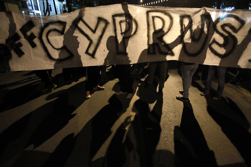 Cyprus' banks to remain closed until Thursday