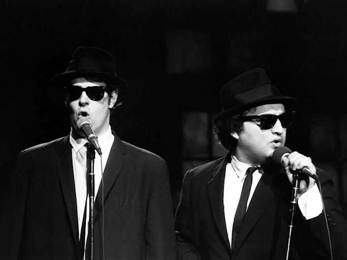 blues brothers snl