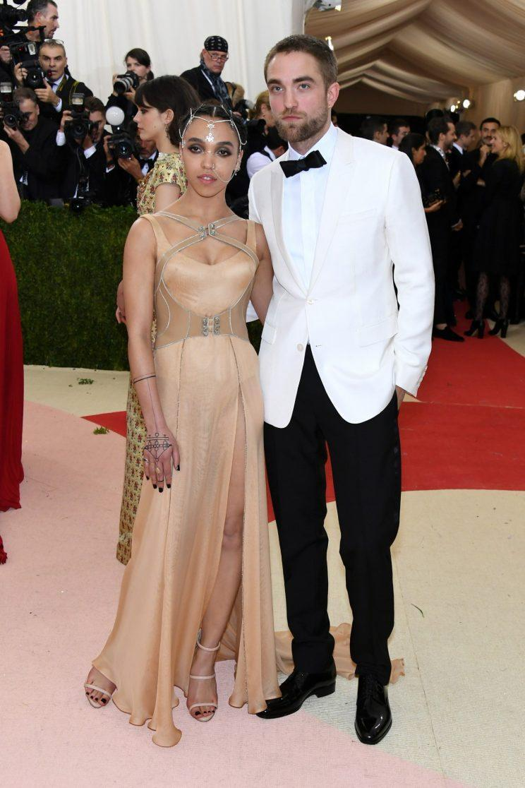 <i>The pair's 2016 Met Gala look was a real highlight [Photo: Getty]</i>