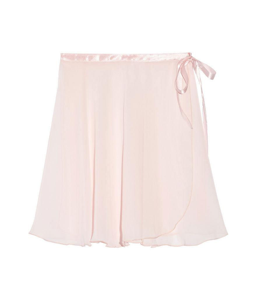 "<p>Ballet Beautiful Satin-Trimmed Chiffon Wrap Skirt, $45, <a href=""http://www.net-a-porter.com/us/en/product/668041/ballet_beautiful/satin-trimmed-chiffon-wrap-skirt"" rel=""nofollow noopener"" target=""_blank"" data-ylk=""slk:net-a-porter.com"" class=""link rapid-noclick-resp"">net-a-porter.com</a><br><br></p>"