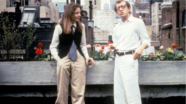 Diane Keaton Says She Was Bulimic While Dating Woody Allen