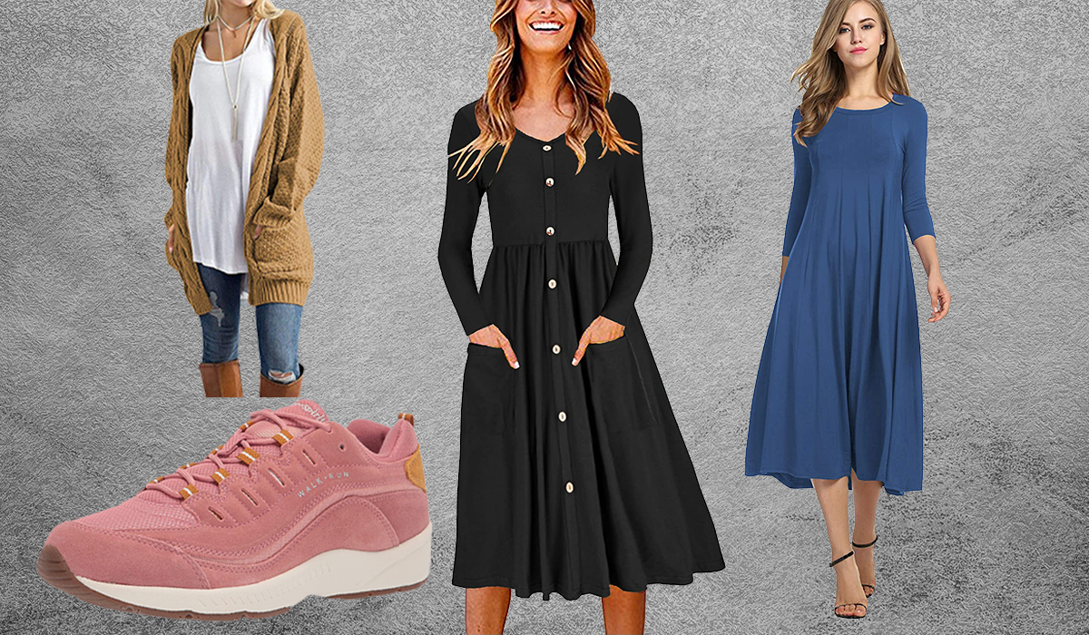 Look and feel amazing in these fall looks — up to 55 percent off now on Amazon! (Photos: Amazon)