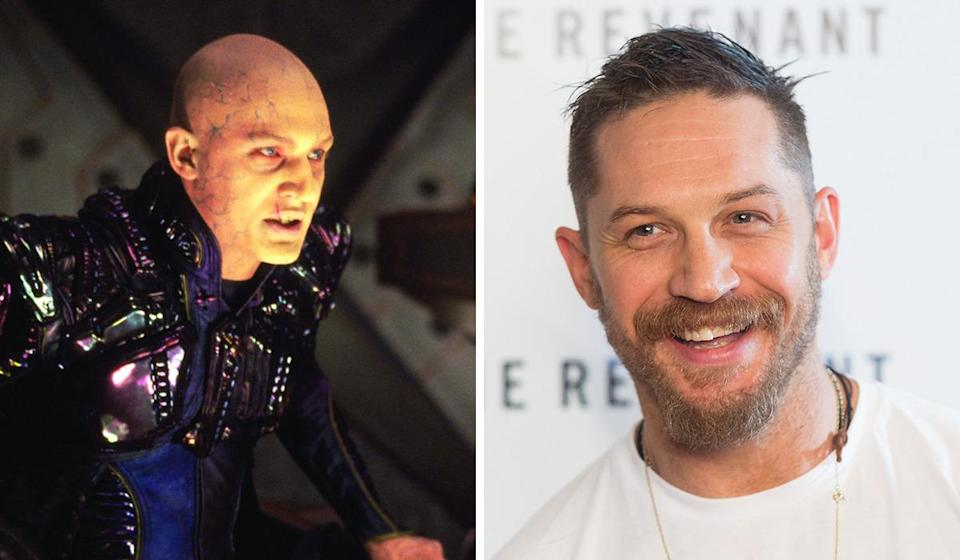 <p>Yes, that is Mad Max with a shaved head in 2002's 'Star Trek: Nemesis', playing the baddie who's been cloned from Captain Picard in what is often known as the rubbish 10th one.</p>