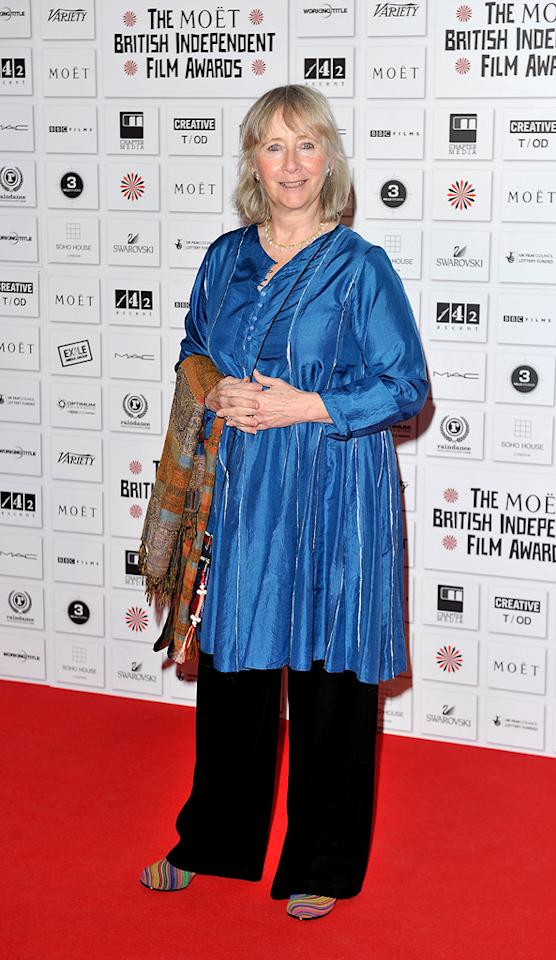 "<a href=""http://movies.yahoo.com/movie/contributor/1800019693"">Gemma Jones</a> attends the Moet British Independent Film Awards on December 5, 2010."