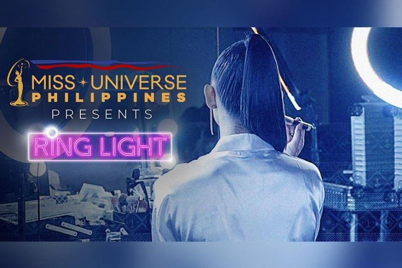 Miss Universe PH launches online pageant series 'Ring Light'