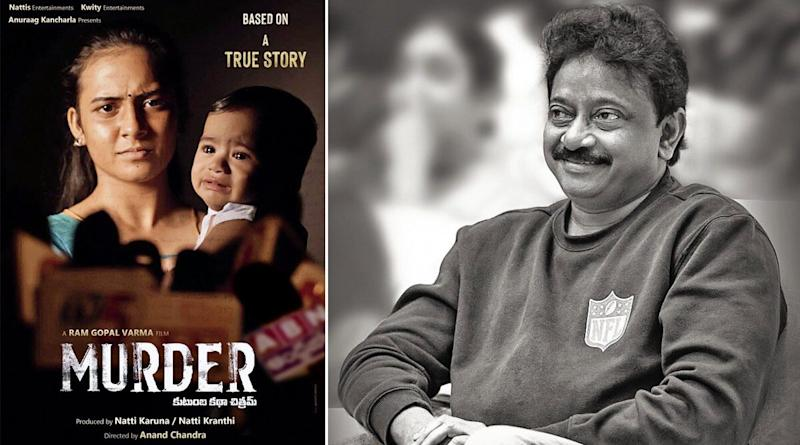 Murder: Ram Gopal Varma Issues Clarification On Twitter After His Web Film Lands In Legal Trouble (View Tweets)