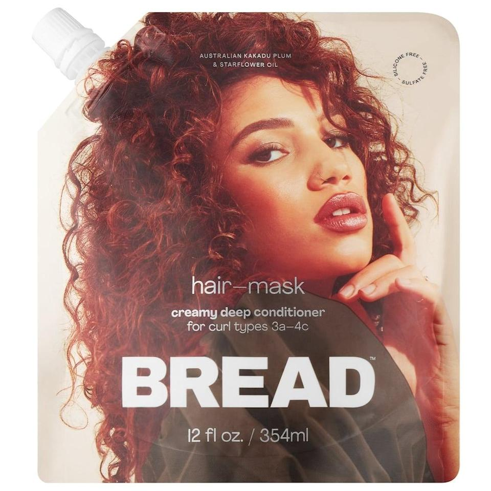"""<p><strong> The Product: </strong> <span>Bread Beauty Supply Hair Mask Creamy Deep Conditioner</span> ($28)</p> <p><strong> The Rating: </strong> 4.4 stars </p> <p><strong> Why Customers Love It: </strong> Made with Australian kakadu plum and starflower oil, this mask will give you deep hydration and shine. It detangles and leaves hair silky soft. Customers say that it's a """"luxuriously nourishing experience."""" The hair mask recieved rave reviews from those with type 3 and 4 natural hair!</p>"""